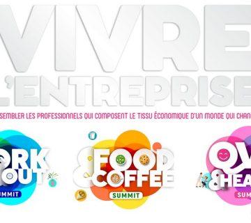 Vivre l'Entreprise 2021 paroda Paryžiuje
